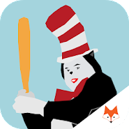 Cat in The Hat has a Bat APK icon