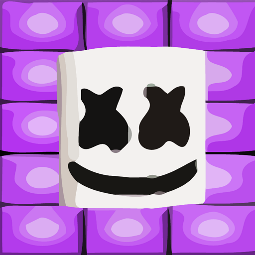 Marshmello Alone Music Pad