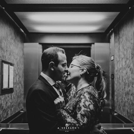 Fotógrafo de bodas Aserrano Photography (aserranophotogr). Foto del 23.05.2017