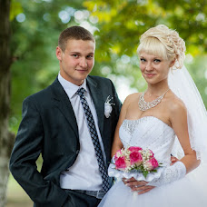 Wedding photographer Eduard Kapustin (shklyarsky). Photo of 02.08.2013