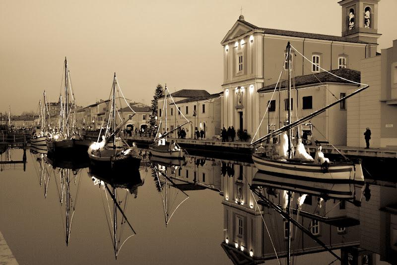 Barche di Natale di francescarametta