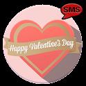 Romantic Valentines SMS icon