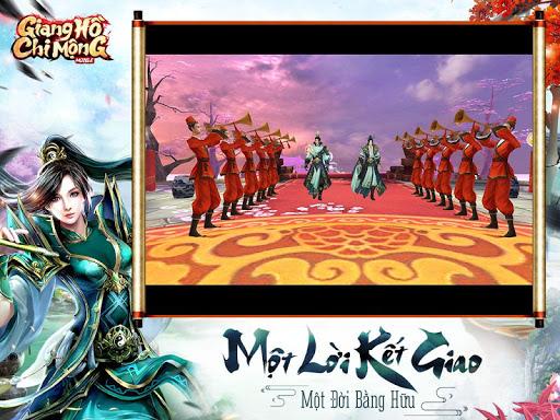 Giang Hu1ed3 Chi Mu1ed9ng - Tuyet The Vo Lam apkpoly screenshots 11