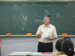 Photo: 20110913應用客語(中高級檢定考課程)005