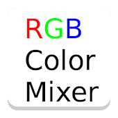 Simple RGB Color Mixer