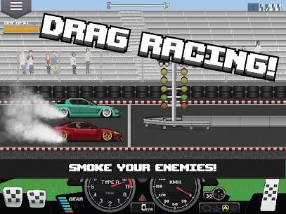 Pixel Car Racer Mod Apk 8