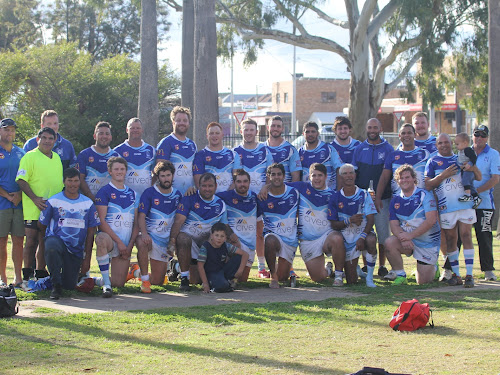 MINOR PREMIERS: Blues reserve grade players and officials - back, Justin Saunders, Jason Pym, Blake Hilderson, Jeff Harvey, Lachlann Thorn, Sean Smith, Joel Hogan, Adam Suckling, Robert Doolan, Jock Small, Kevin Condran, Nathan Harvey, Ben Rumsby, coach Frank Capewell, middle, trainer Terry Hynch, front, supporter Jeff Harvey Junior, Ryley Tout, Shaun Fogarty, Ashley Hynch, supporter Isaac Hynch, Normie Lawler, Robert Condran, Marshal Tighe, Troy Ward, Kaleb Mowle, Michael Knox and supporter Cayless Knox.