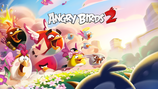 Angry Birds 2 Mod Apk (Unlimited Gems + Coins) 2020 2.46.0 6