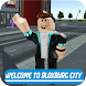 Welcome to Bloxburg gangaster - Crime City
