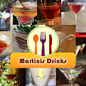 Martinis Drinks Recipes icon