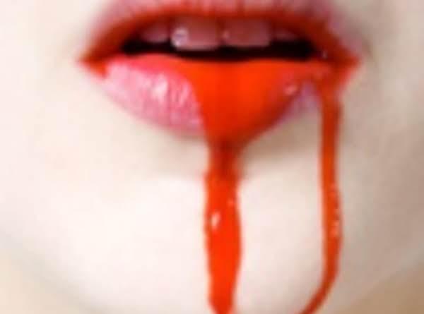 A Bloody Halloween Recipe