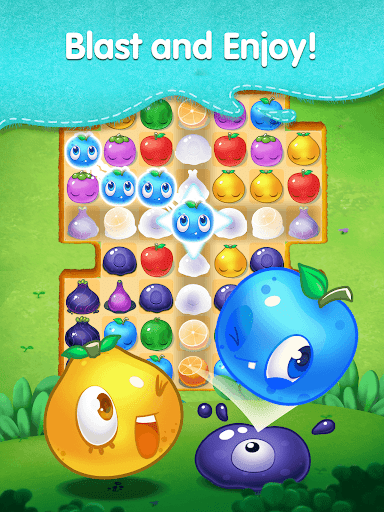 Fruit Splash Mania - Line Match 3 screenshots 14