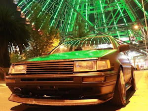カローラレビン AE86 後期型GTのカスタム事例画像 キッパチ@さんの2018年09月12日02:32の投稿