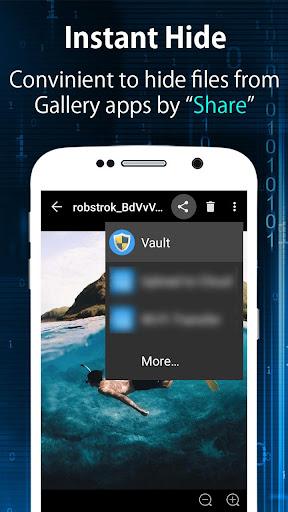 Clock - The Vault : Secret Photo Video Locker 9.0 Screenshots 5