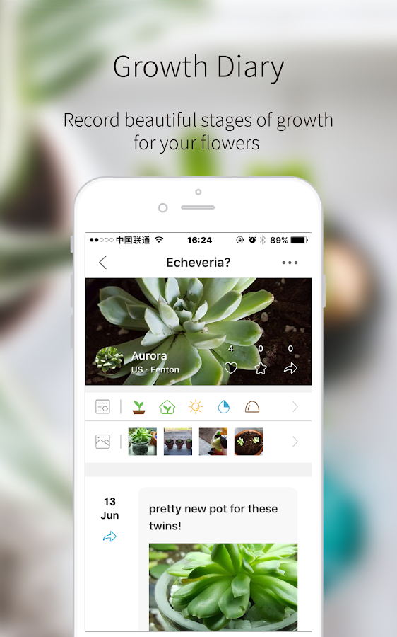 Green Fingers - succulent and plant identification- screenshot