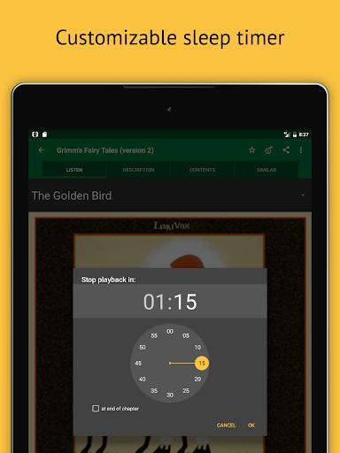 LibriVox Audio Books Free  screenshots 15