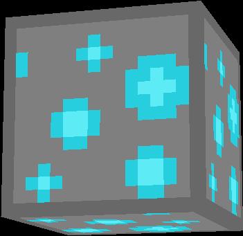 Diamond_Ore_Texture_Simple