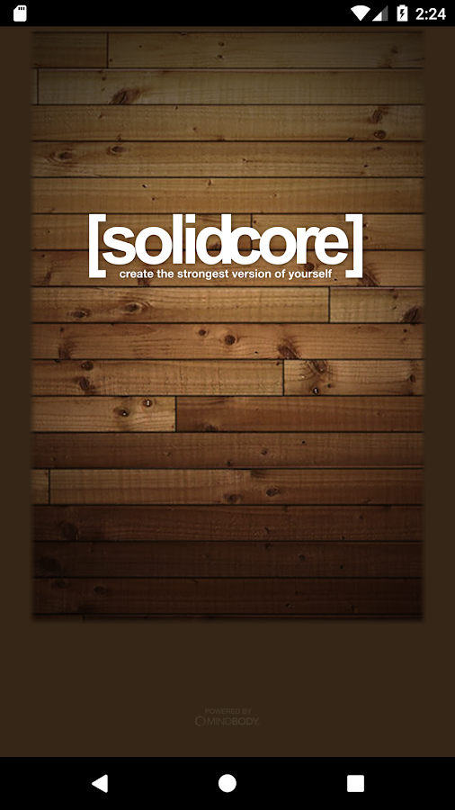 [solidcore]- screenshot