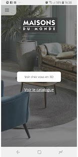Maisons du Monde 3D at home Capture d'écran
