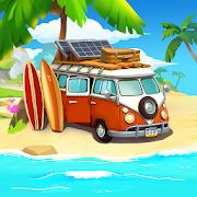 Funky Bay Farm & Adventure game MOD APK Free Download