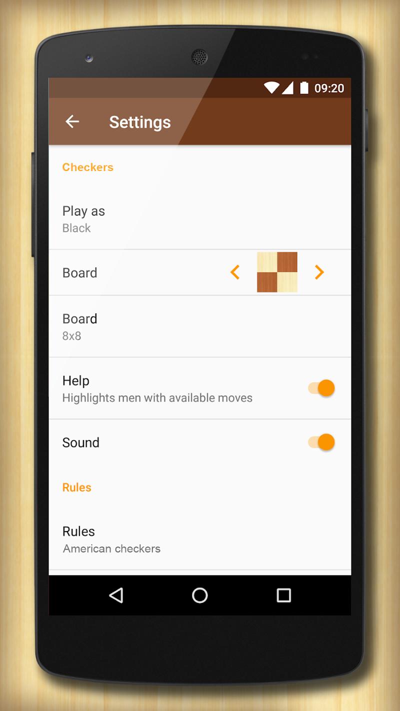 Checkers Screenshot 12