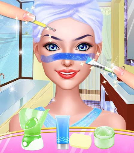Seaside Wedding Salon Girl SPA screenshot 8