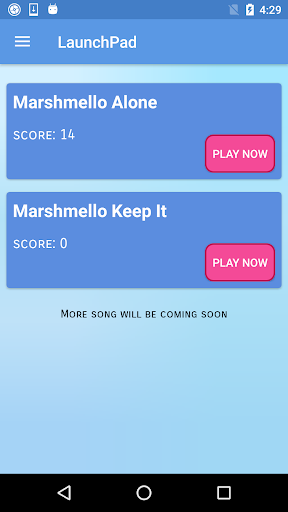 Marshmello Songs Launchpad app (apk) free download for