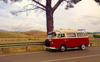Volkswagen Baywindow Camper Rent Central Region