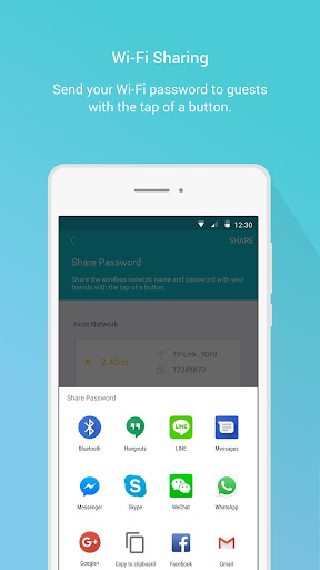 TP-Link Tether app (apk) free download for Android/PC/Windows screenshot