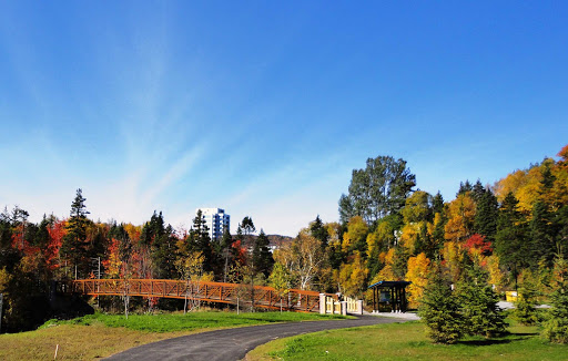 Margaret-Bowater-Park-trail-entrance.jpg - The entrance to the Corner Brook Stream Trail at Margaret Bowater Park in Newfoundland, Canada.