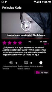 App Peliculas Kuda APK for Windows Phone