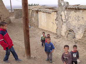 Photo: Kids in the village.