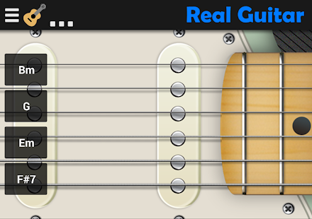 Game Real Guitar - Play guitar anywhere APK for Windows Phone