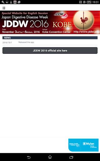 玩免費醫療APP|下載JDDW 2016 English app不用錢|硬是要APP