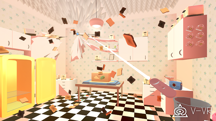 Virtual Virtual Reality- screenshot