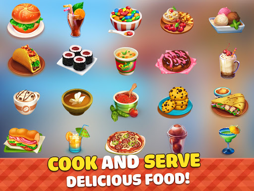Cook It! City of Free Frenzy Cooking Games Madness  screenshots 17