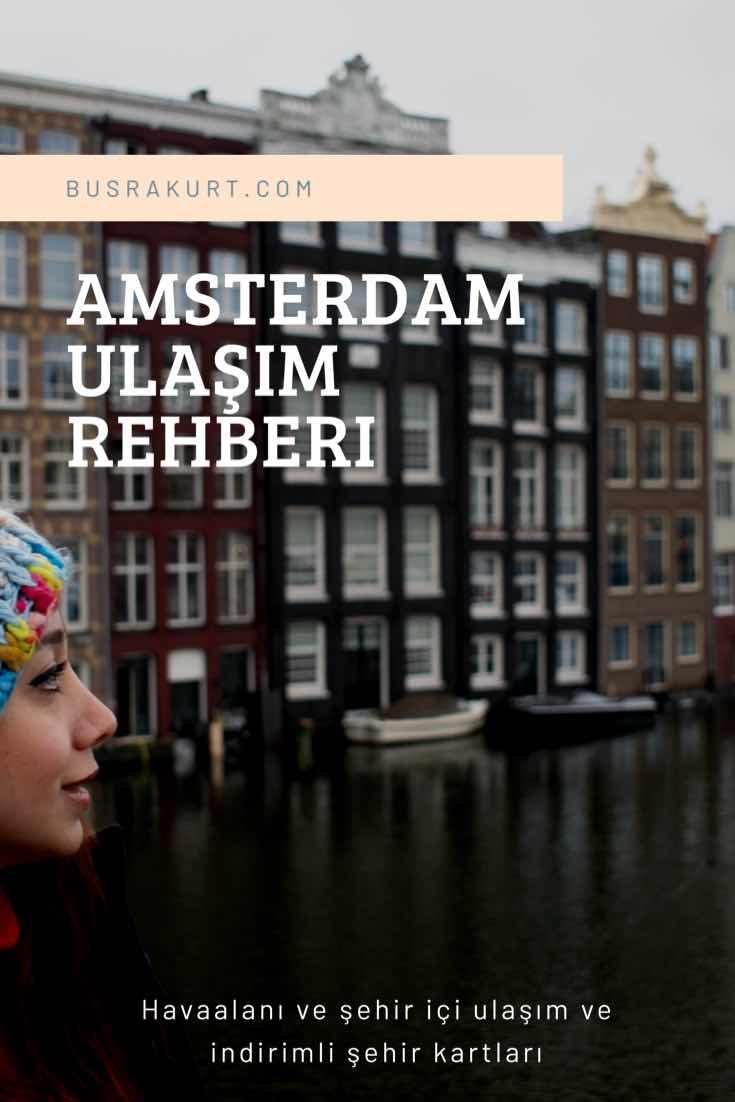 Amsterdam Gezi Rehberi, Amsterdam Gezilecek Yerler