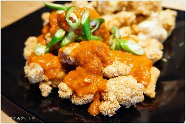 大發炸雞║日新戲院旁,口味多元化,份量十足的韓式炸雞,平價豐盛部隊鍋,滿足愛韓式料理小資的你