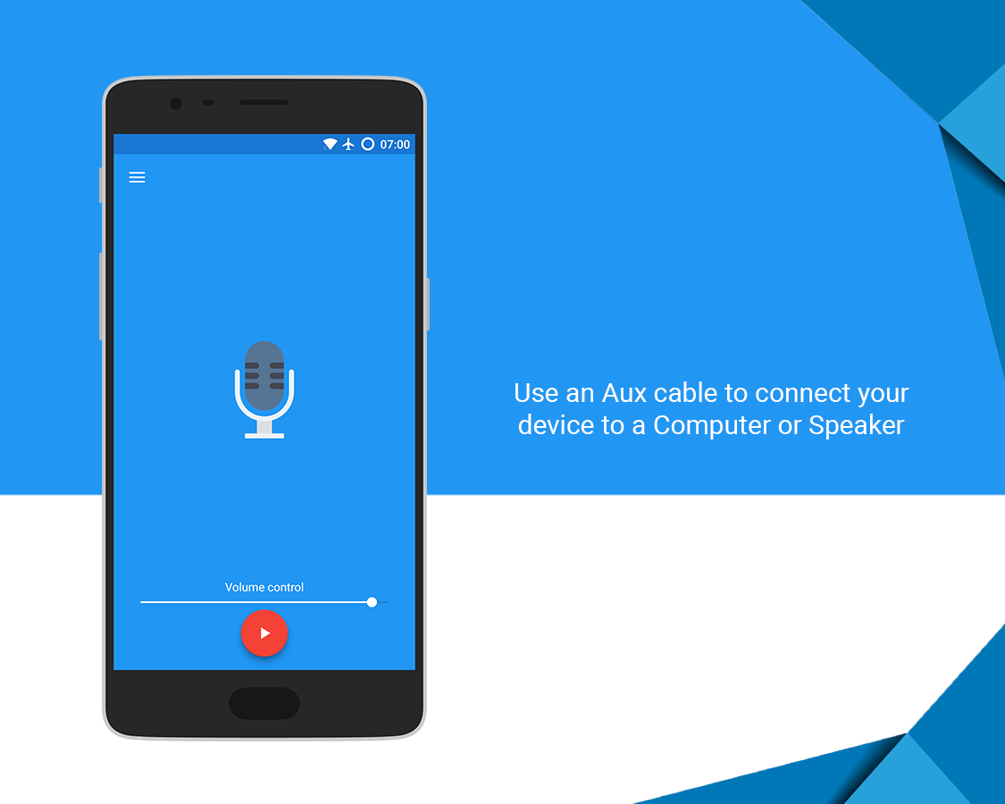 OwnVoice - microphone- screenshot
