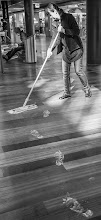 Photo: trace sweeper