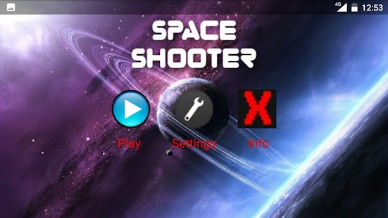 Seli Space Ship Shooter 2018 - náhled