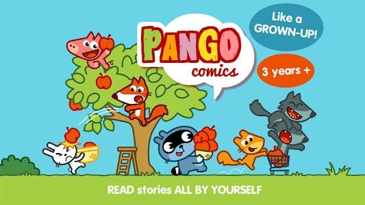 Pango Comics screenshot 0