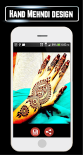 Bridal Mehndi Designs Fancy Hand Foot Indian DIY - náhled