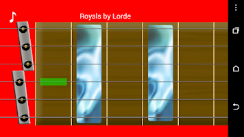 Screenshot of Electric Guitar