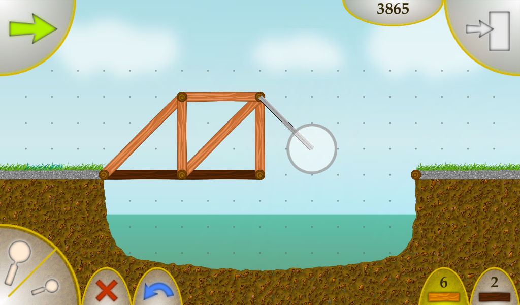 Wood Bridges- screenshot
