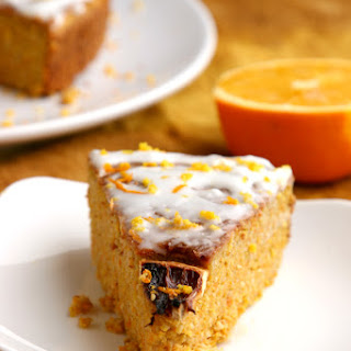 Orange-Coconut Paleo Cake