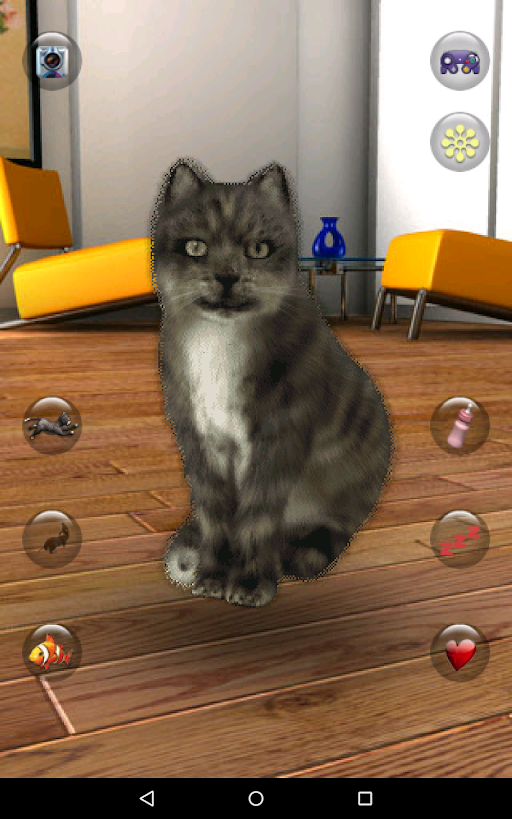Talking Cat Funny APK 1.90 screenshots 5