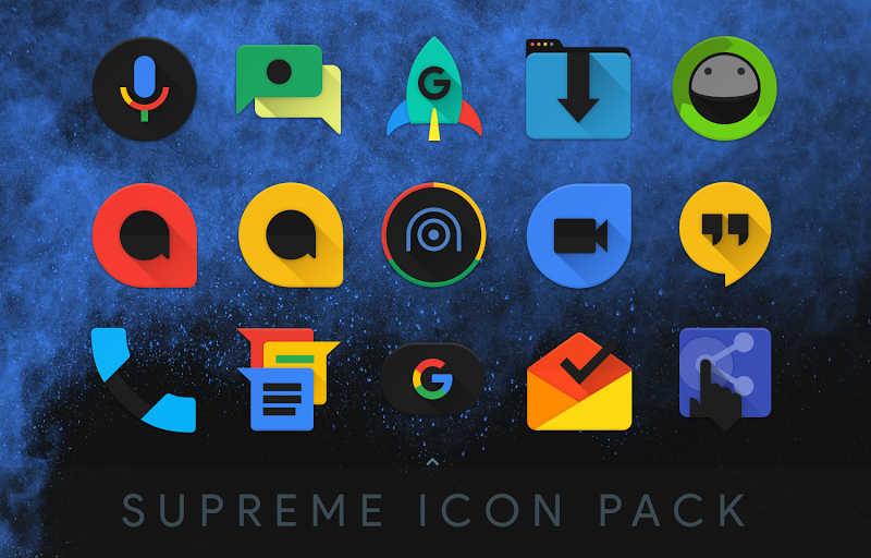 Supreme Icon Pack Screenshot 18