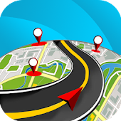 GPS Route Navigation & Finder