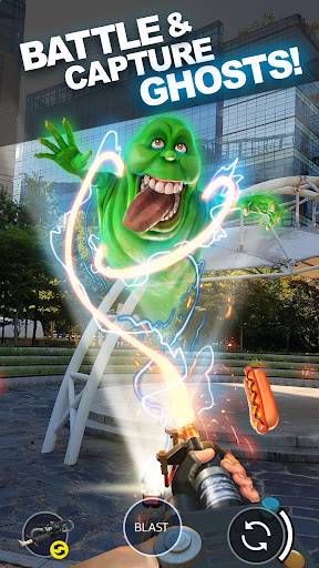 Ghostbusters World 1.16.0 APK MOD screenshots 2